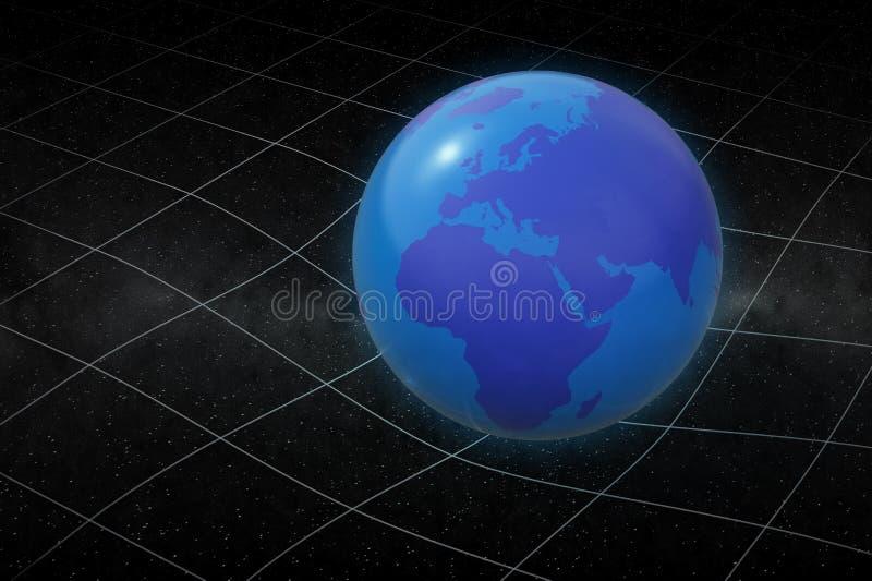 ziemski target1410_0_ przestrzeni ilustracji