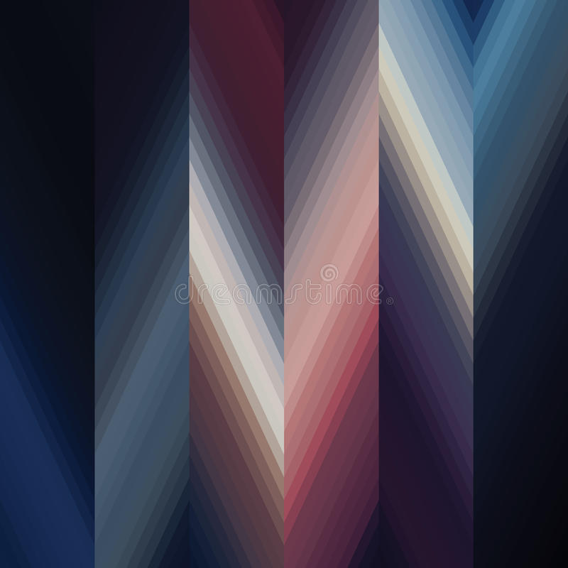 Zig-zag bakgrund ? olorful abstrakt begrepp arkivfoto