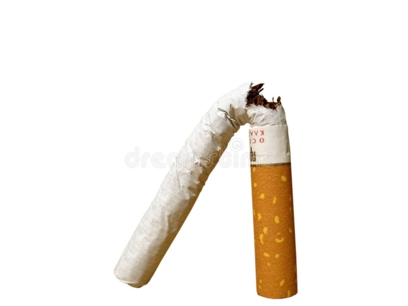 Zigarette lizenzfreie stockfotos
