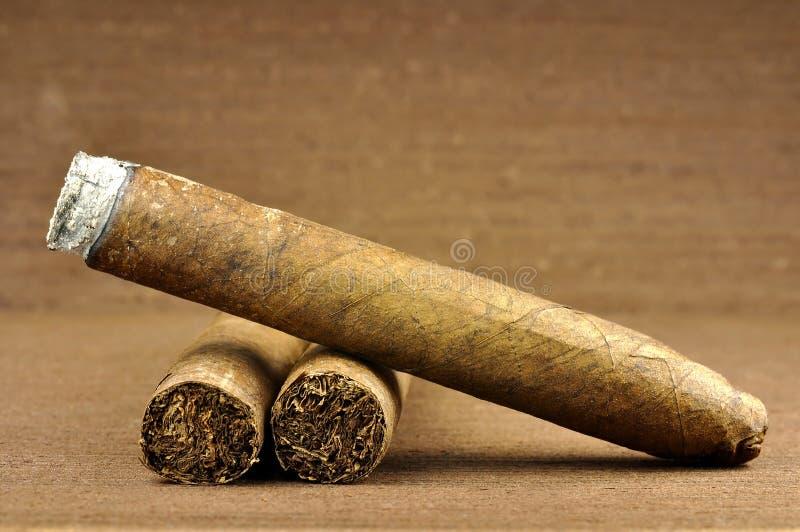 Zigarre stockfotografie