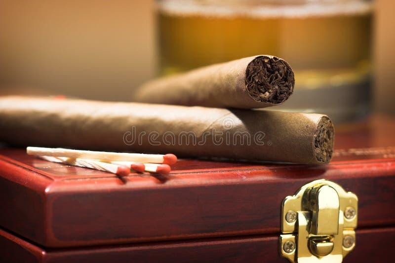 Zigarren stockfoto