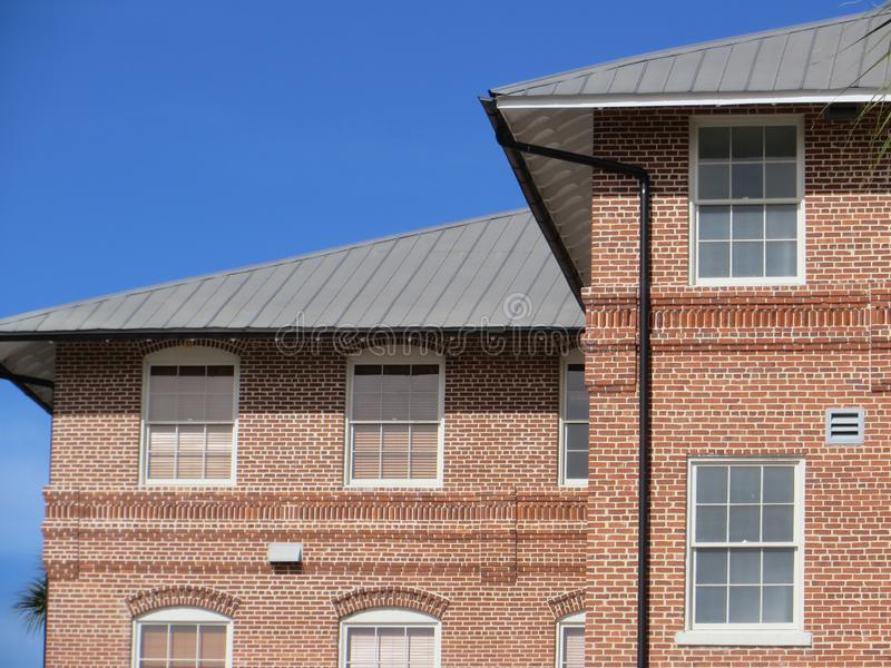Zigarrenfabrik, Ybor-Stadt, Tampa, Florida lizenzfreies stockbild