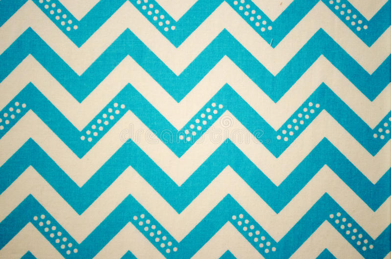 Zigzag azul fotografía de archivo libre de regalías