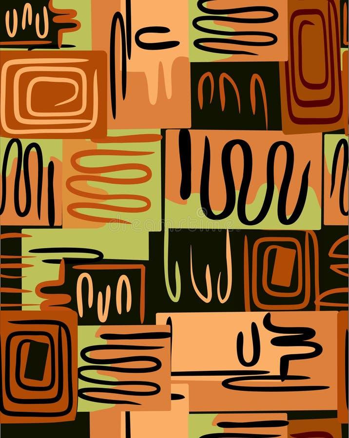 Zigzag. Ilustración del vector libre illustration