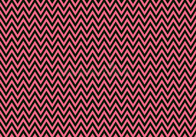 Zigzag seamless pattern background. Illustration design stock photos