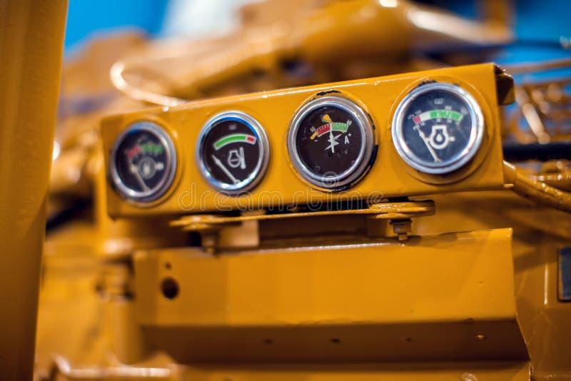 Zijaanzicht van een Gedetailleerde de close-upspruit van de motorboot motor Recreatie, technisch concept stock afbeeldingen
