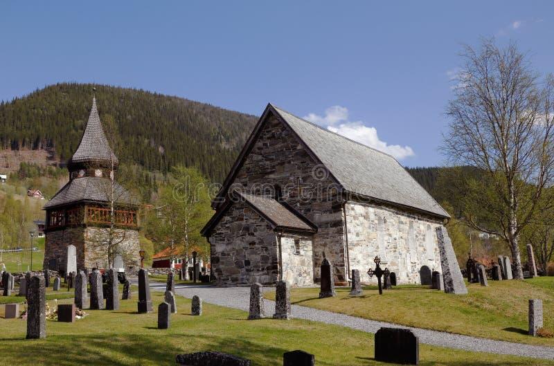 Zijn oude kerk royalty-vrije stock fotografie