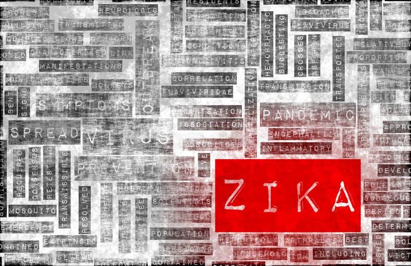 Zika απεικόνιση αποθεμάτων
