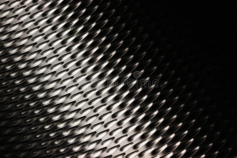 Zilveren abstracte achtergrond royalty-vrije stock foto
