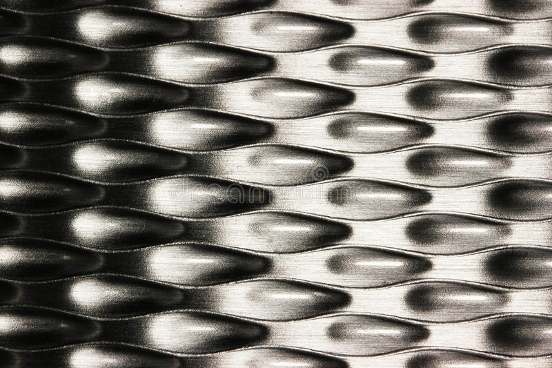 Zilveren abstracte achtergrond royalty-vrije stock foto's