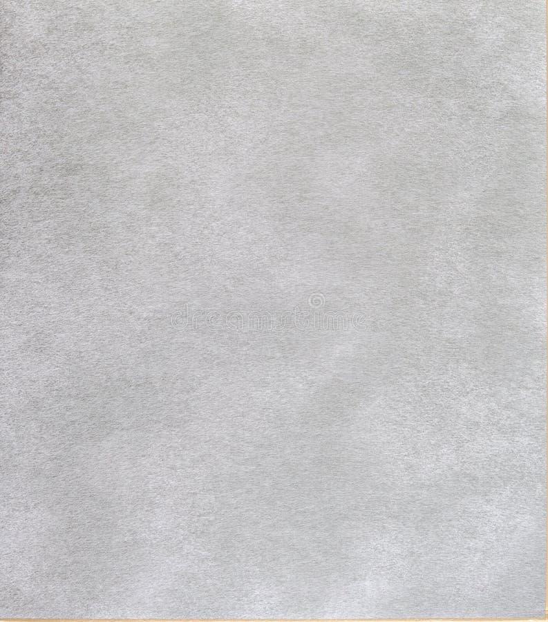 Zilveren document royalty-vrije stock fotografie