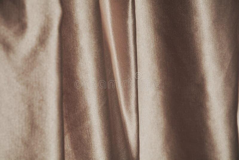 Zilveren Gordijnen, Achtergrond Stock Afbeelding - Afbeelding ...