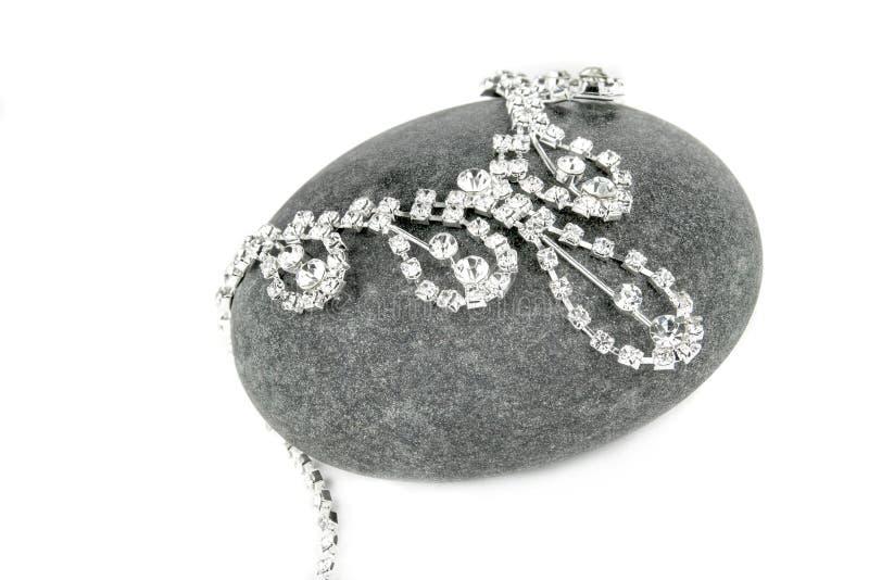 Zilveren Halsbanden royalty-vrije stock fotografie