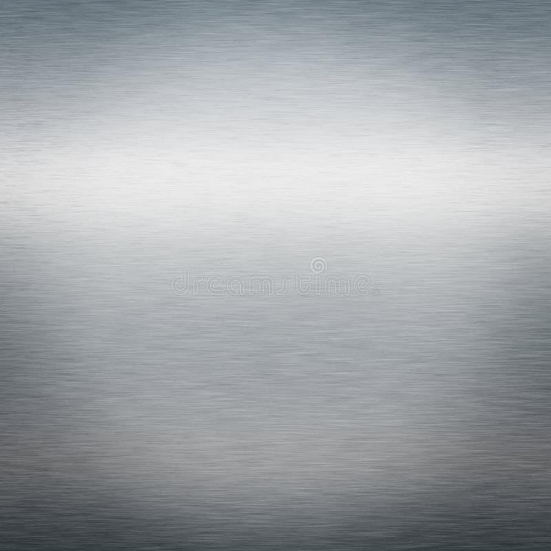 Zilveren metaal royalty-vrije stock fotografie