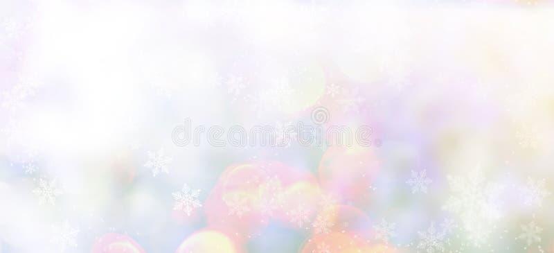 Zim bożych narodzeń i wakacji tło zdjęcia stock