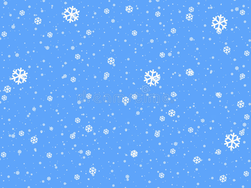 zima royalty ilustracja