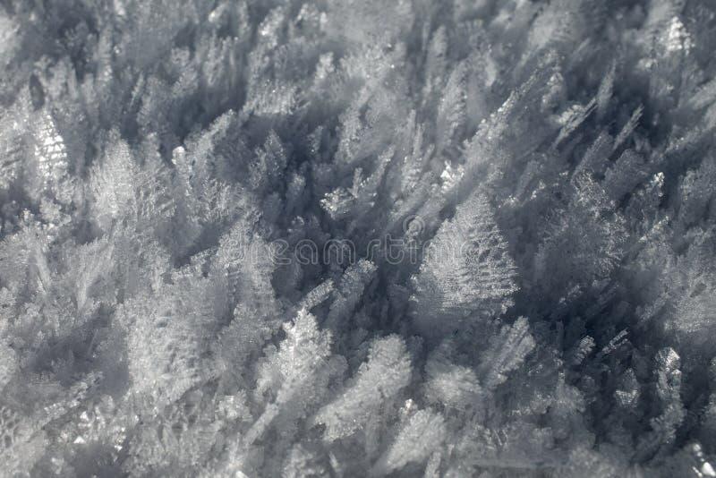 Zima deseniuje -3 zdjęcia stock