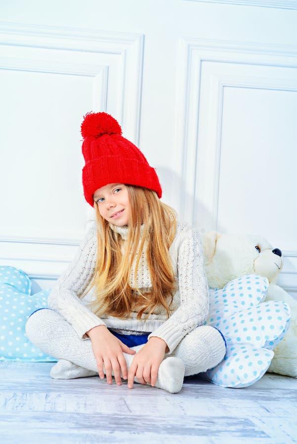Zima odziewa fotografia stock