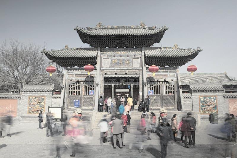 Zima okręgu administracyjnego rząd zdjęcia royalty free