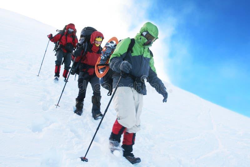 Zima sport zdjęcia stock