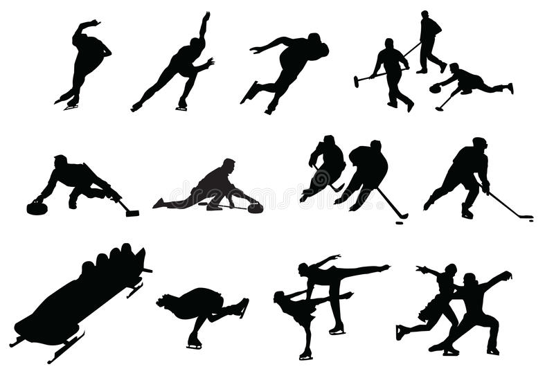 Zima sporty
