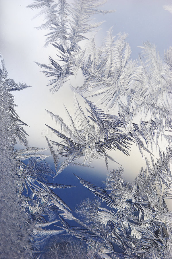 zima tekstury obrazy royalty free