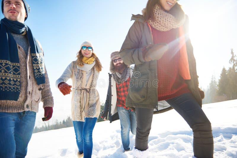Zima wakacje zdjęcia royalty free