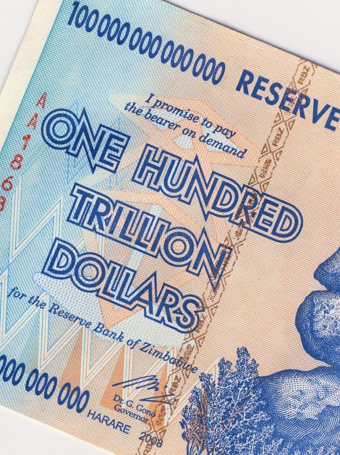 Download Zimbabwe - Banknote - Hyper Inflation Stock Photo - Image: 20065642