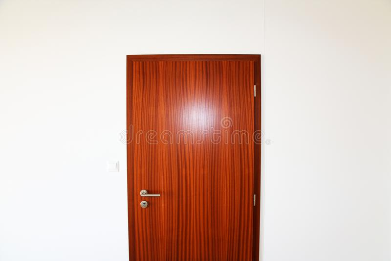 Zimmertür stockbilder