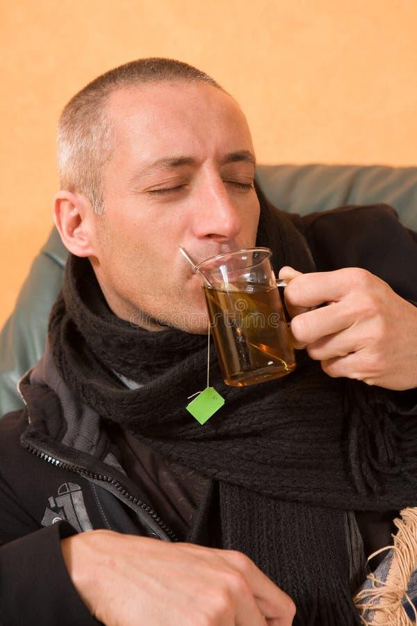 zimna grypa zdjęcie stock
