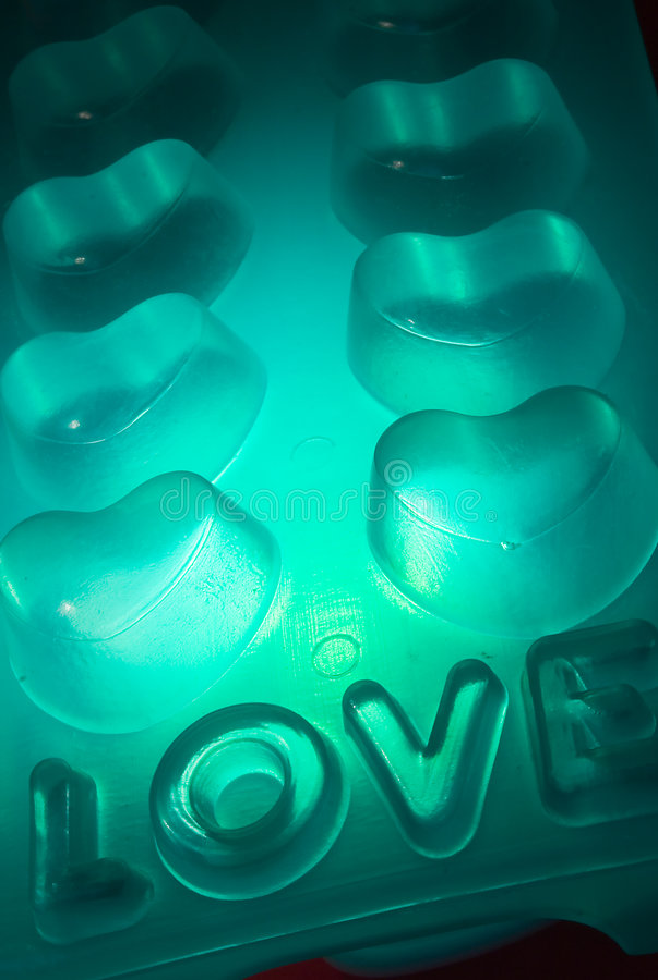 Download Zimna jak lód moją miłość zdjęcie stock. Obraz złożonej z pasja - 36732