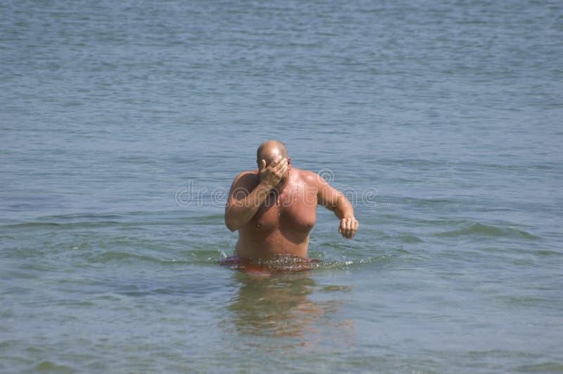 Zimna woda