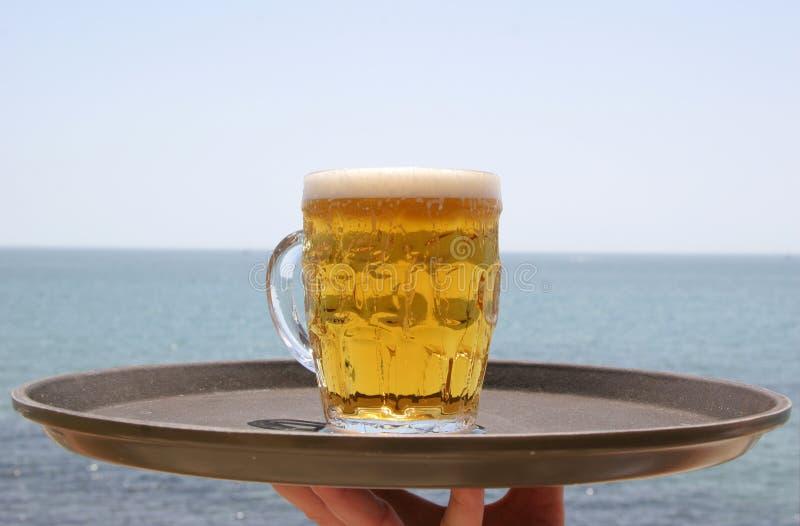 zimne piwo obrazy stock