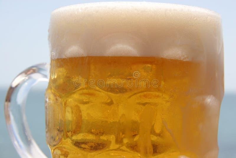 zimne piwo zdjęcie stock