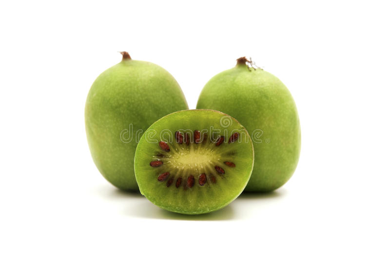 Zimnotrwały Kiwifruit zdjęcia stock