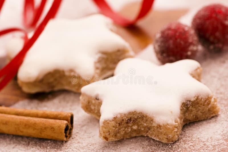 Download Zimtstern stock image. Image of cookie, ingredient, christmastide - 16907857
