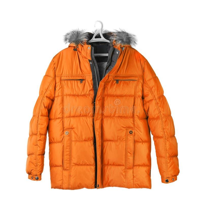 Zimy kurtka zdjęcie stock