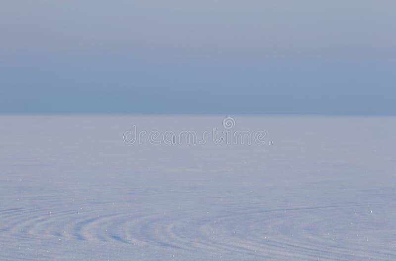 Zimy Snowscape tekstury abstrakta tło zdjęcia royalty free