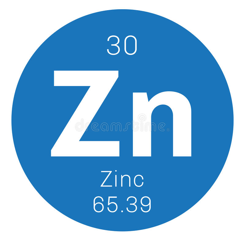 Zinc Chemical Element Stock Photo Image Of Chemistry 83098286