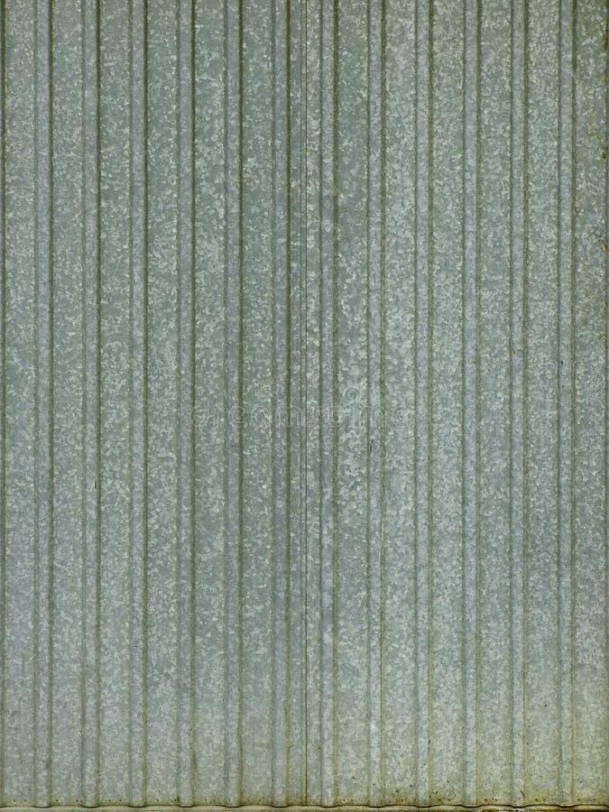 zinc för metallplatta arkivfoto