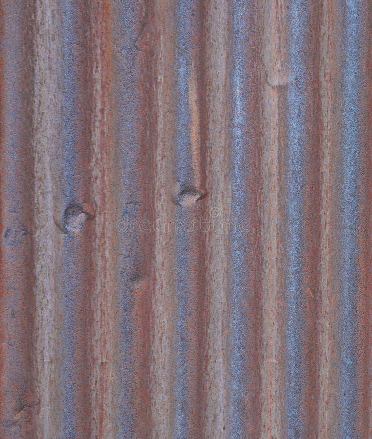 zinc roof royalty free stock image