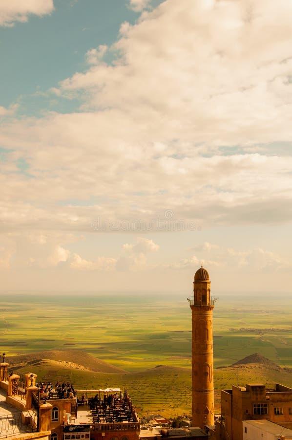 Zinciriye Madrasah - Mardin стоковое фото