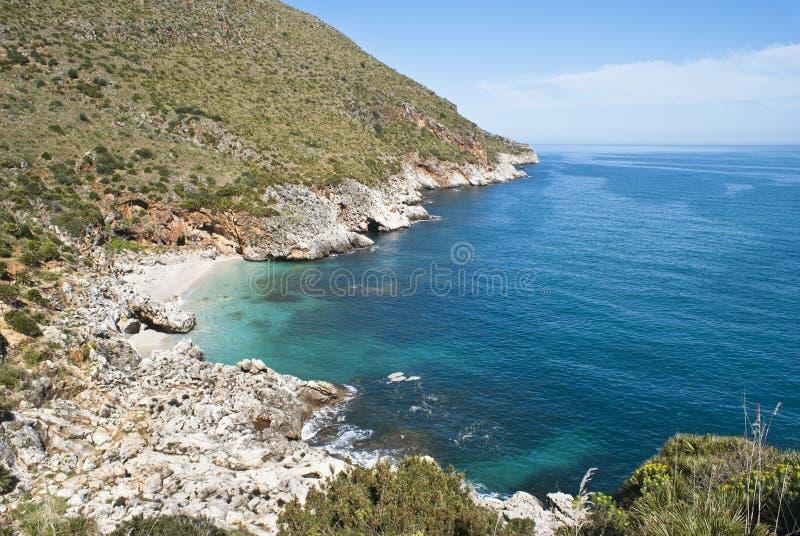 Download Zingaro Natural Reserve, Sicily Stock Image - Image: 30197693