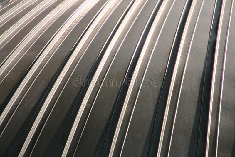 Zink taklägga arkivfoto
