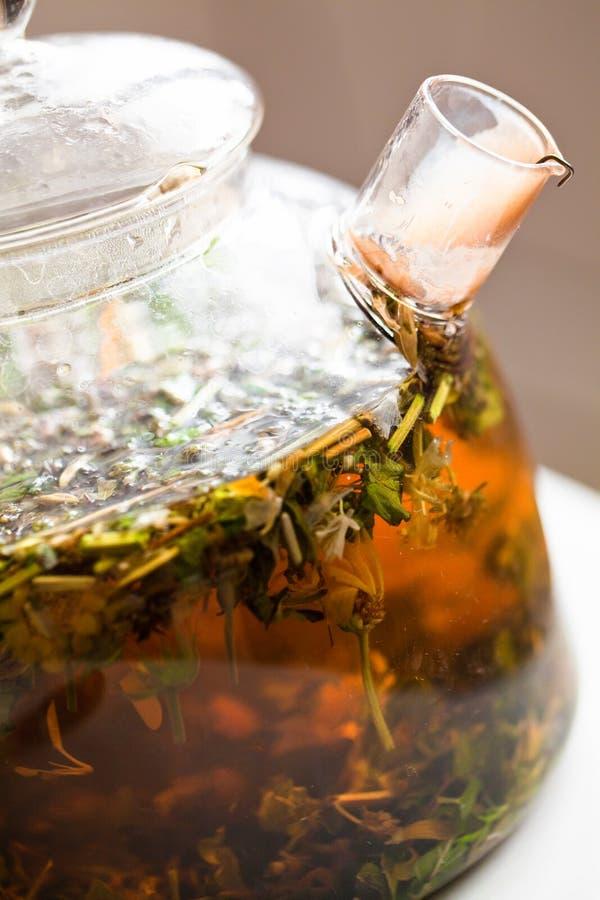 ziołowa herbata zdjęcia stock