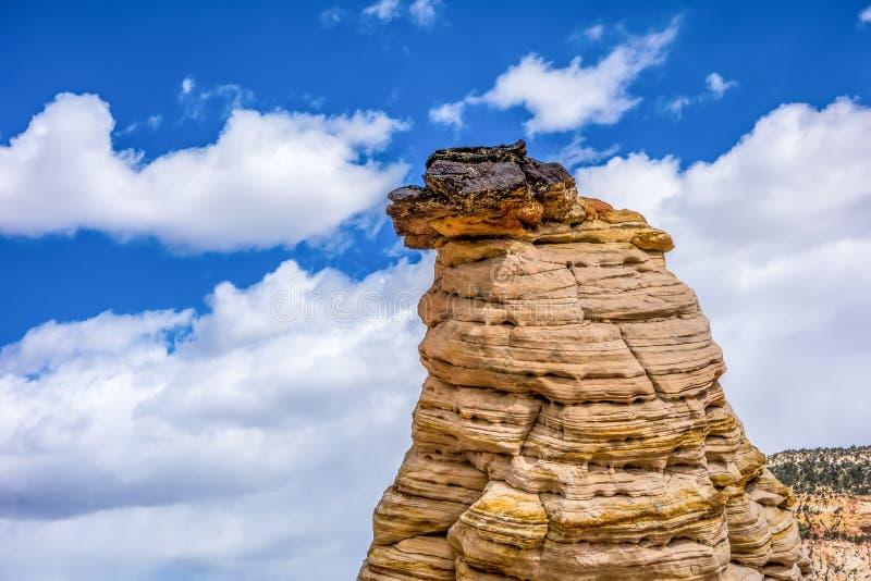 Zion Canyon National Park Utah stock photos