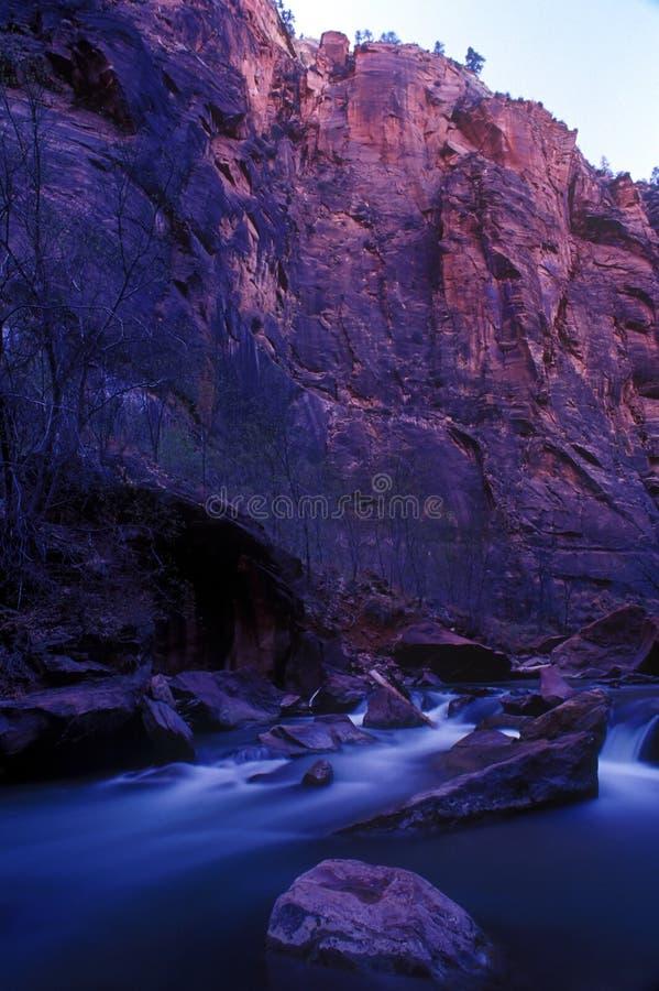 Free Zion Canyon, Utah Royalty Free Stock Images - 2283629