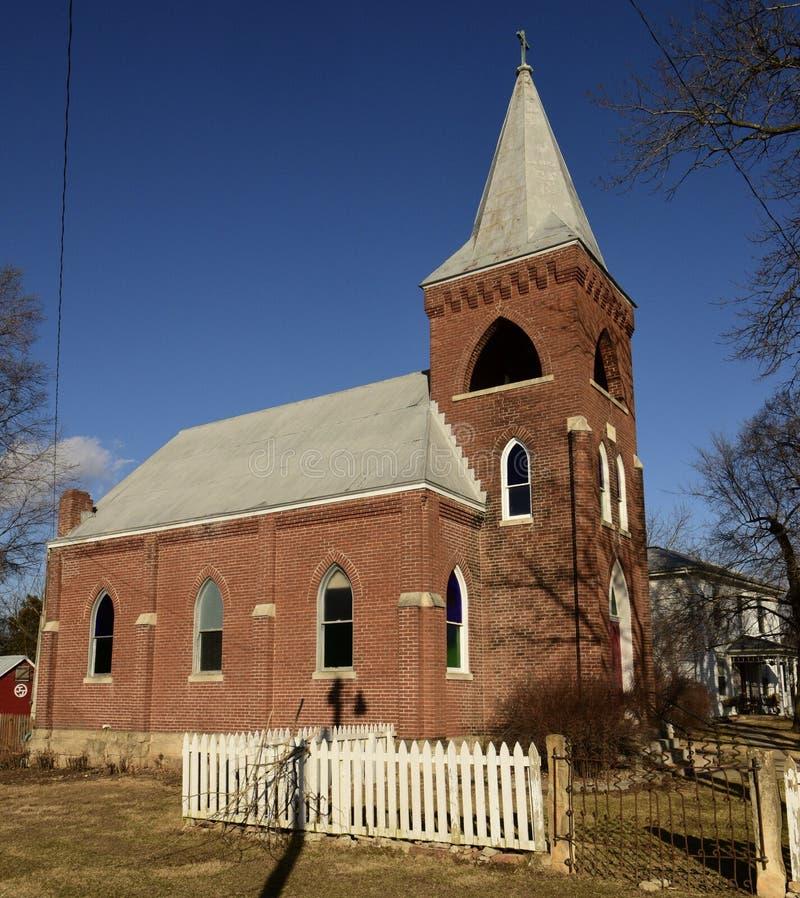 Zion Lutheran Church images libres de droits