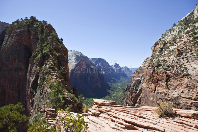 Download Zion N.P. Utah stock photo. Image of travel, angels, wilderness - 16157080