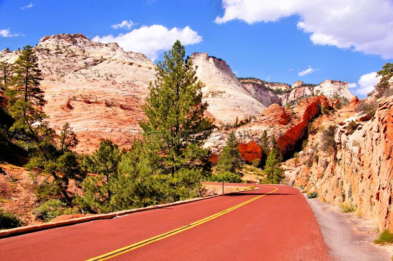 Download Zion National Park, USA stock image. Image of southwest - 37119919